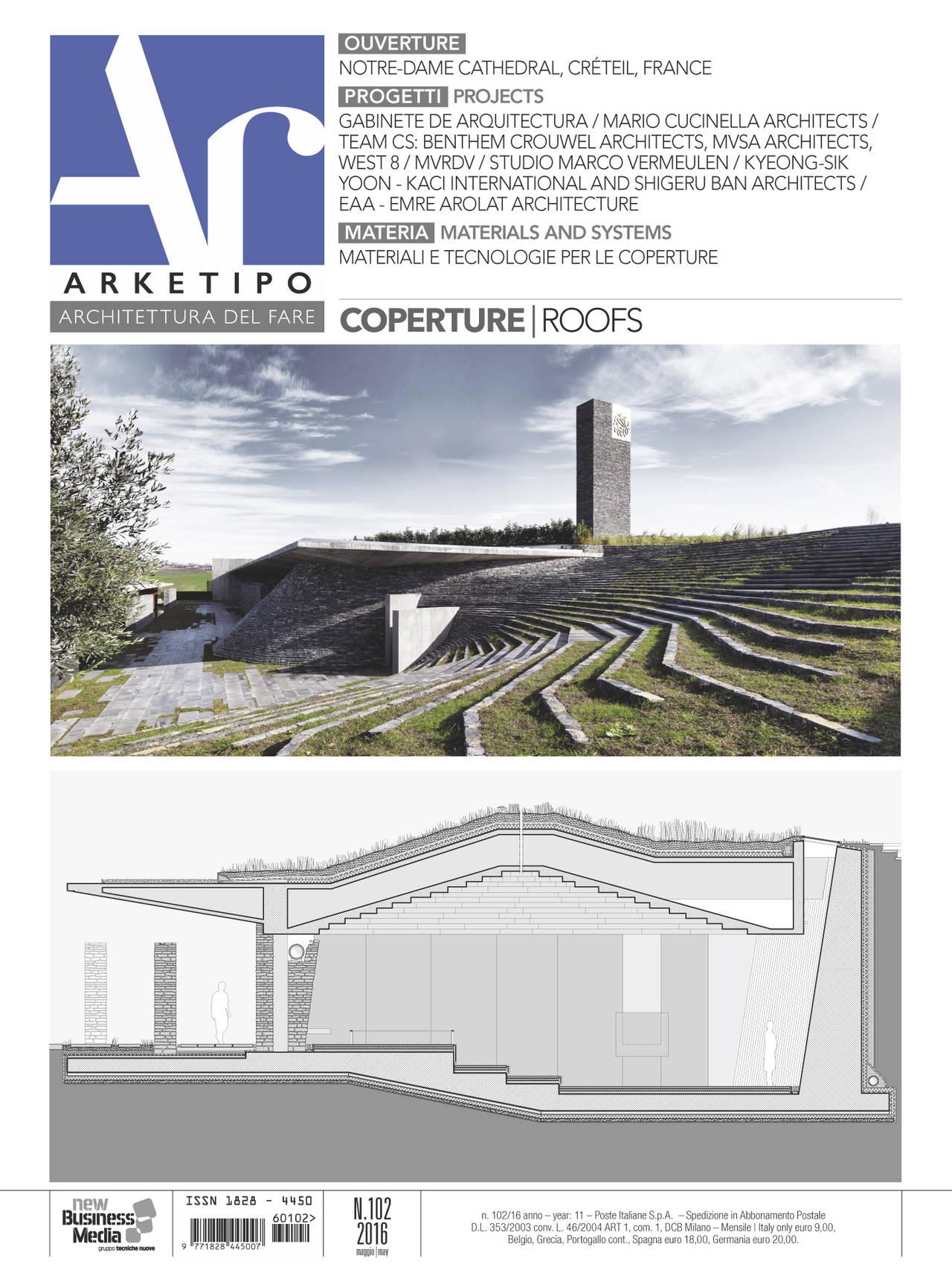 Arketipo magazine