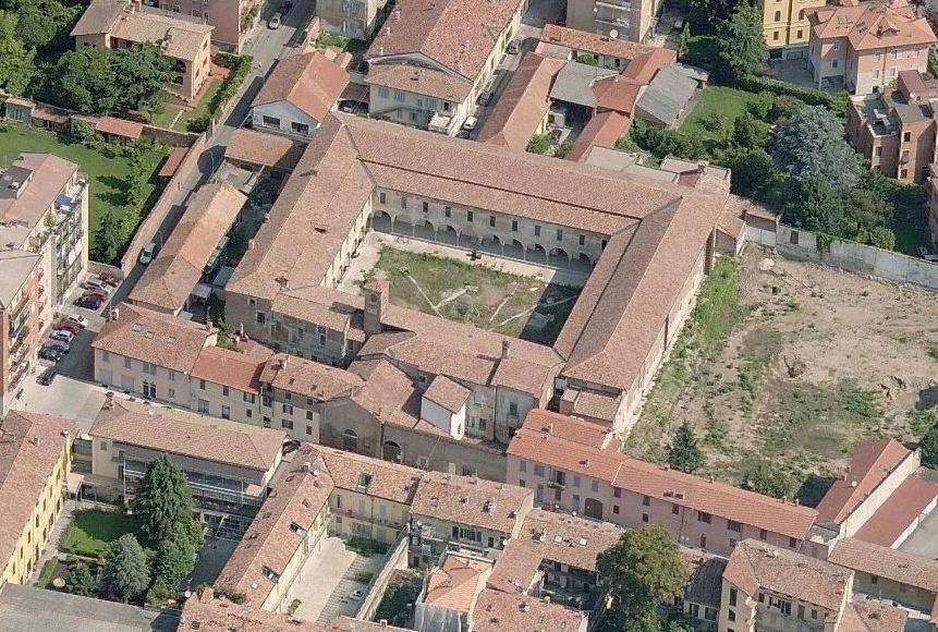 Il monastero di Santa Clara è oggi un nuovo polo bibliotecario e culturale