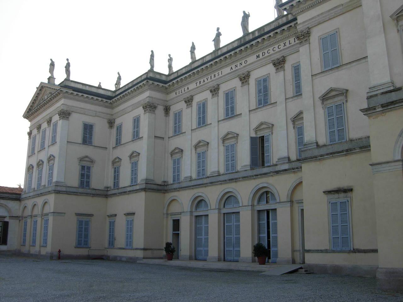 Villa Cusani Tittoni Traversi a Desio (Mb)