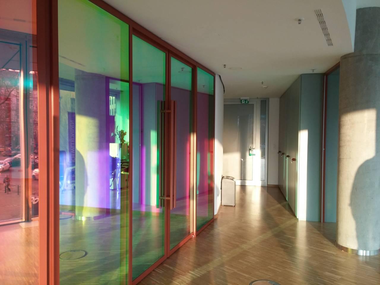 Il nuovo spazio Haworth_Cappellini di Francoforte