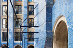 Sezione Rivestimenti di Facciata, 5+1AA Alfonso Femia, Gianluca Peluffo, Agenzia di Architettura srl