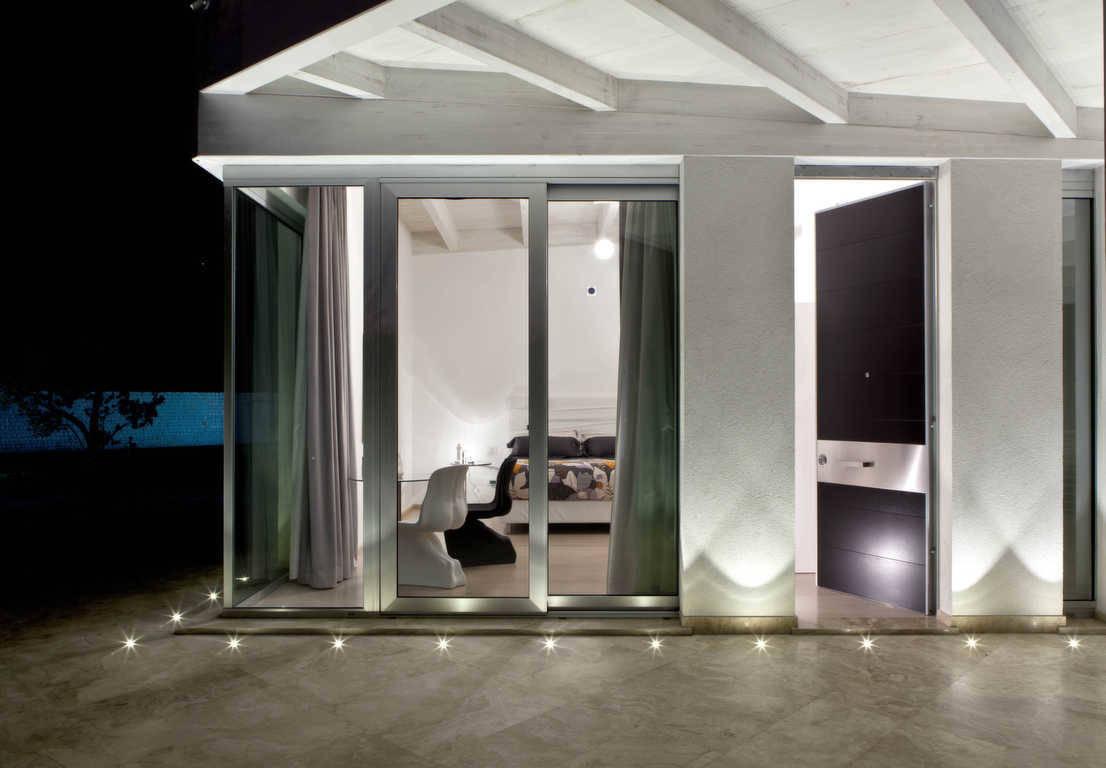Oikos per una villa privata a Pescara
