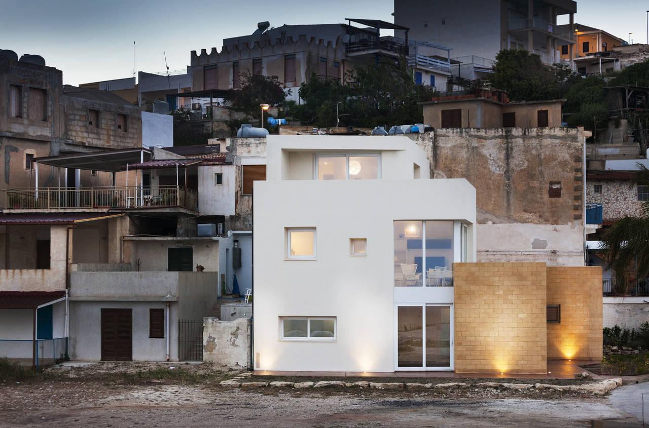 Casa PC a Porto Palo di Menfi (Photo by Lamberto Rubino)