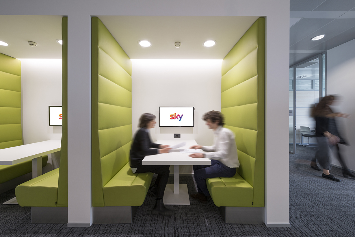 Nuova sede Sky Italia a Milano (photo by Dario Tettamanzi)