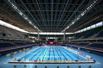 Myrtha Pools per le Paralimpiadi di Rio de Janeiro