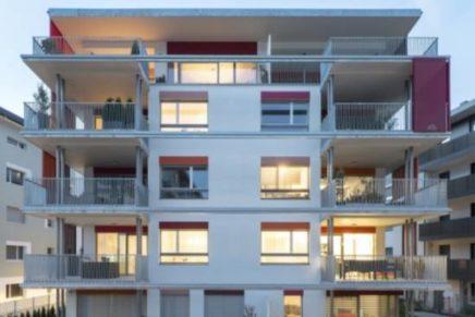 Schöck per il progetto residenziale DeCo a Brunico