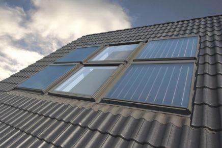 Nuovi collettori solari SKW e SKC by Fakro