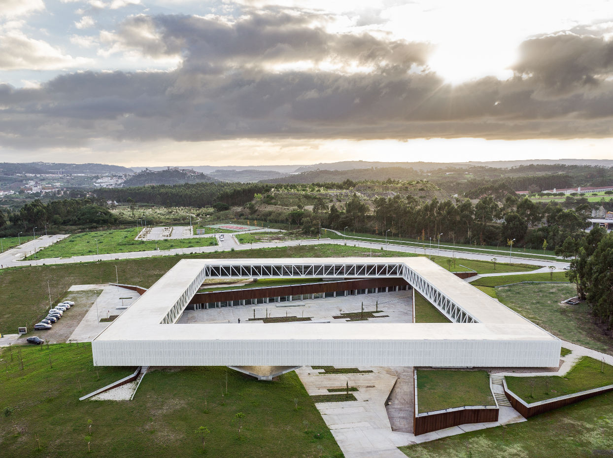 Parco Tecnologico di Óbidos (Photo by João Morgado)