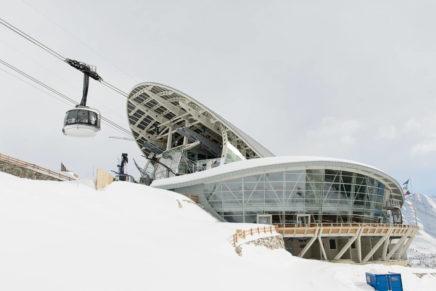 Wienerberger per la funivia SkyWay Monte Bianco