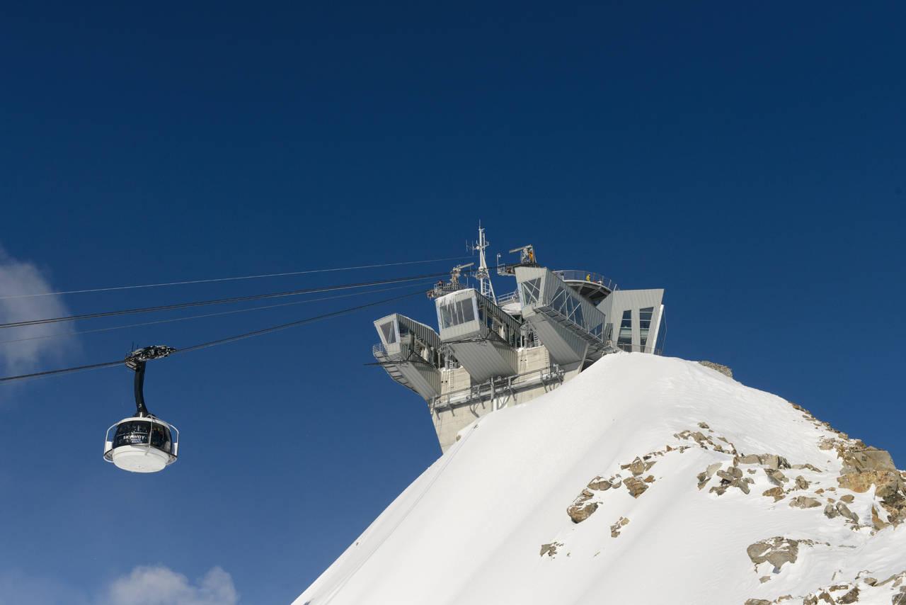 SkyWay Monte Bianco Punta Helbronner