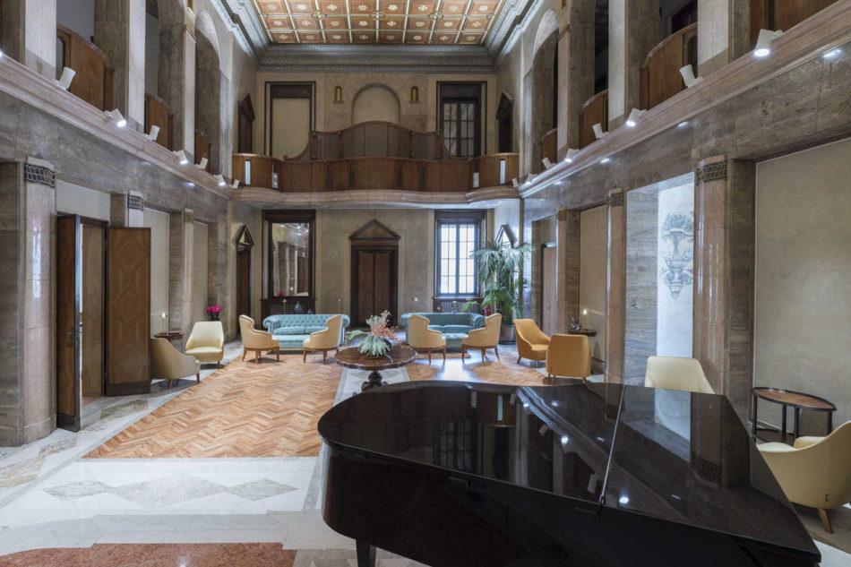 Vimar per la Residenza Vittoria a Brescia