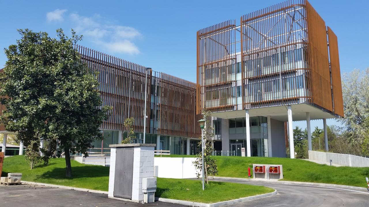 Centro ricerche Ipazia a Novara - 3TI Progetti   Arketipo