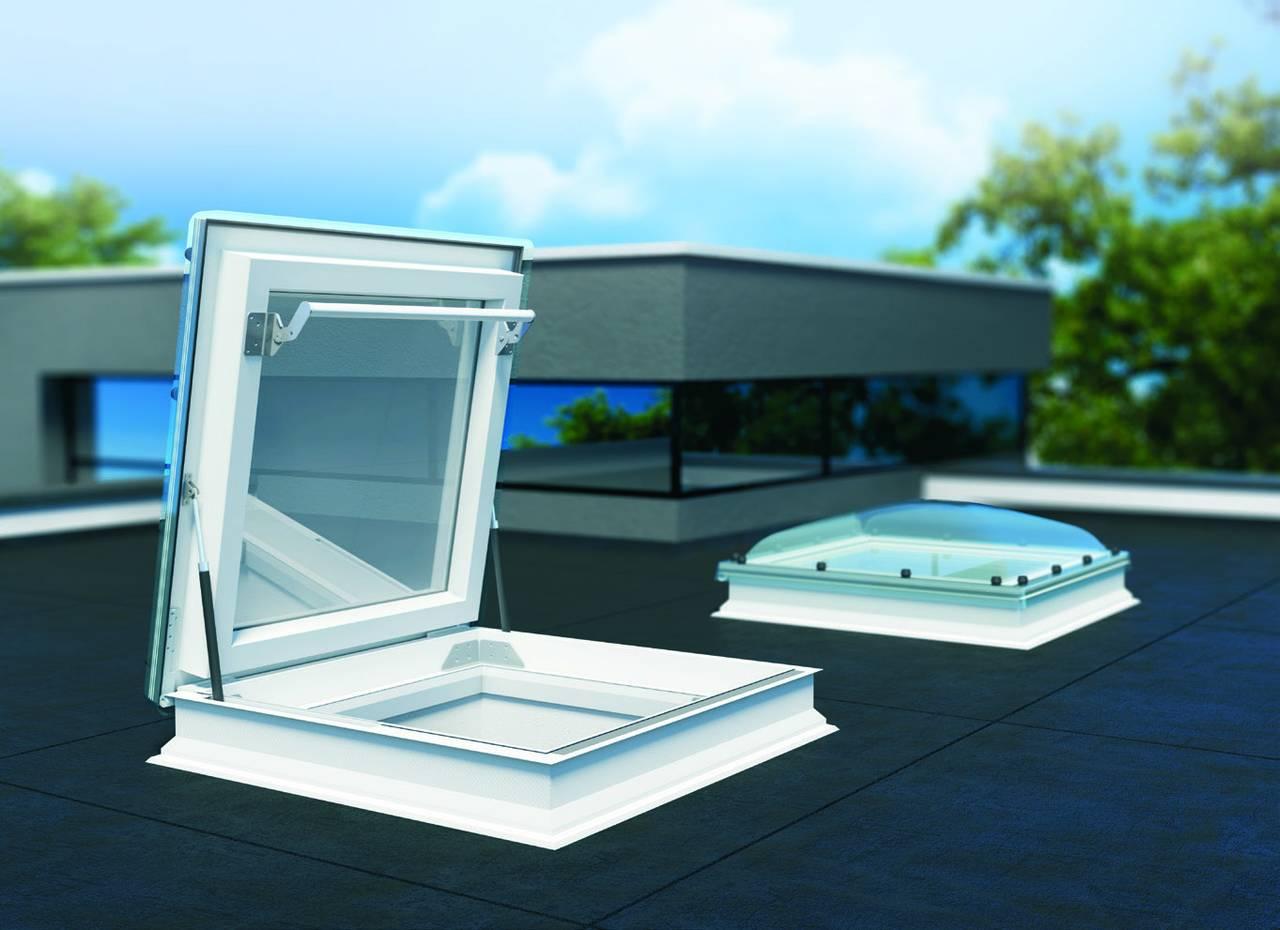 Fakro finestre per tetti piatti arketipo for Finestre per tetto