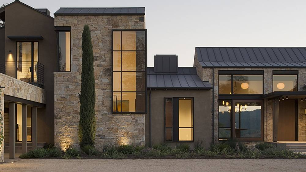Geyserville Residence, Moller Architecture