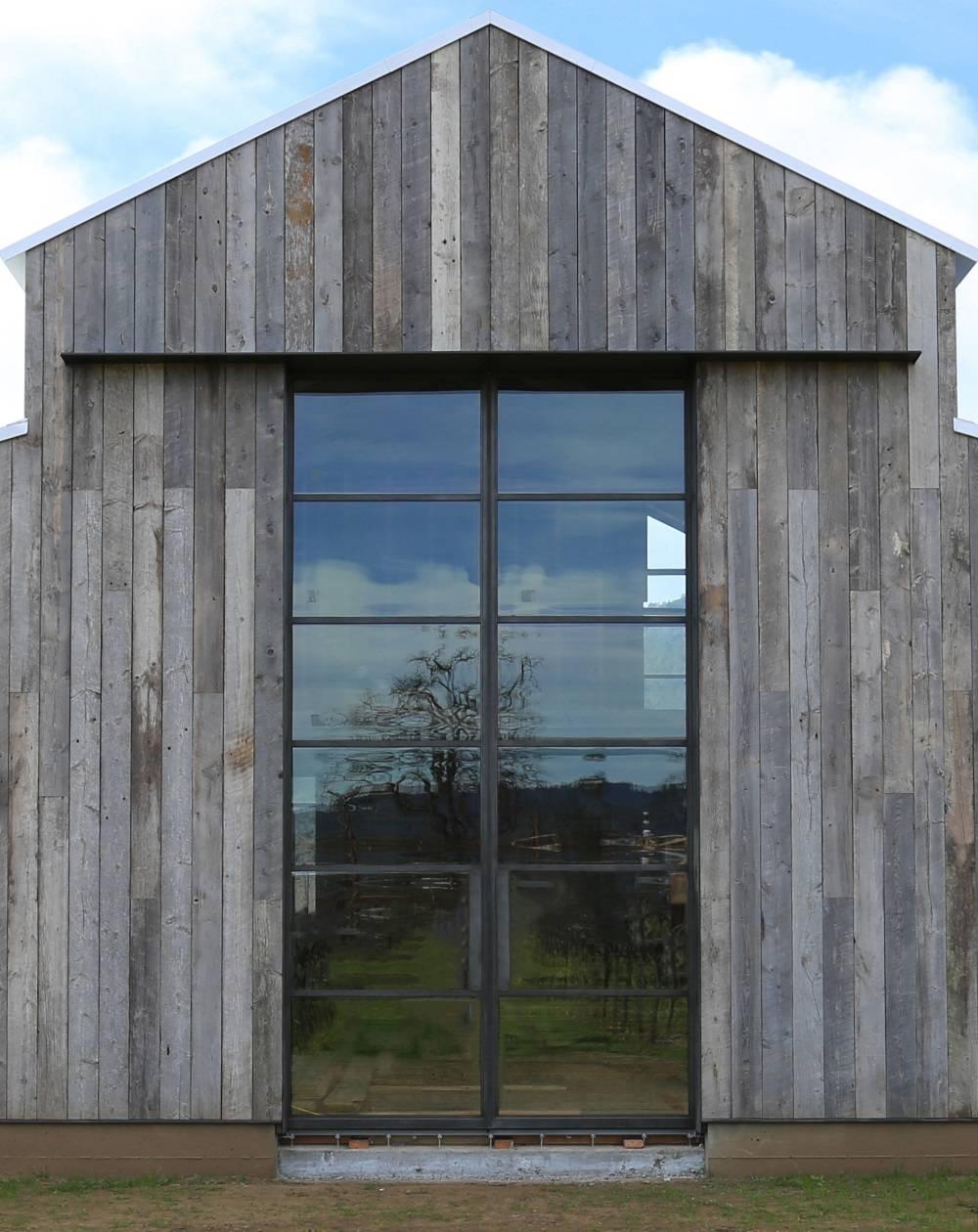 L'architettura reinterpreta il fienile, Field Architecture