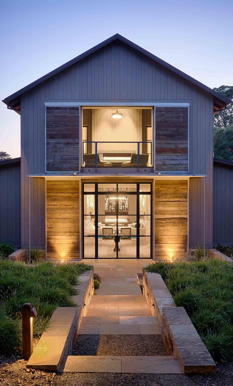 Secco sistemi per quattro ville rurali in california - Sistemi per riscaldare casa ...