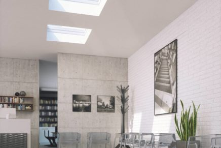Fakro: finestre per tetti piatti