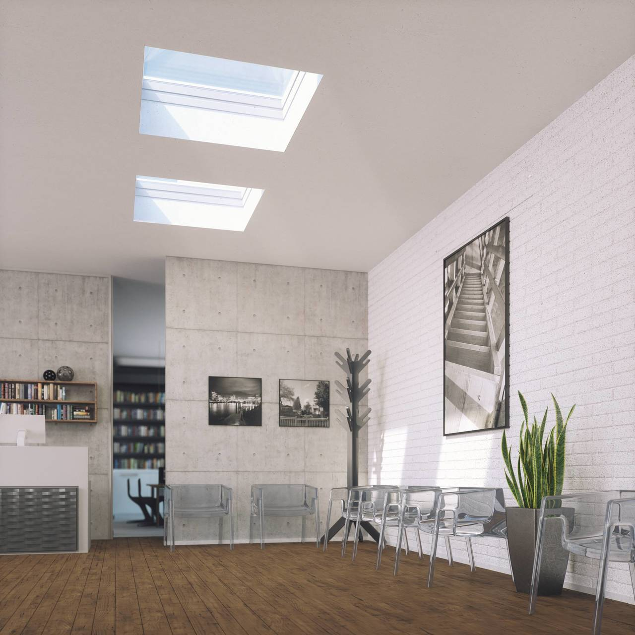 Fakro finestre per tetti piatti arketipo for Finestre fakro