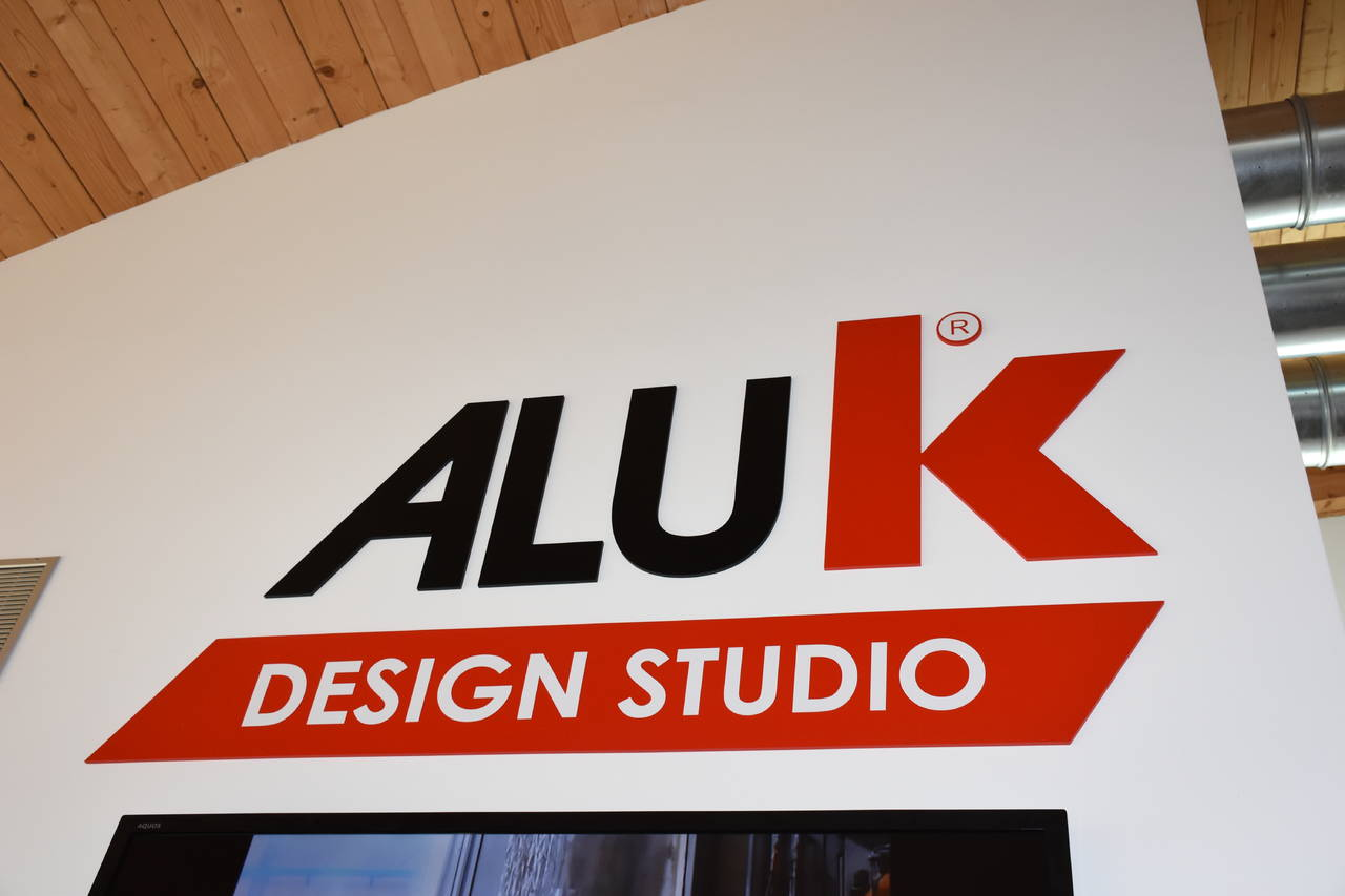 Design Studio Milano lo showroom milanese di AluK