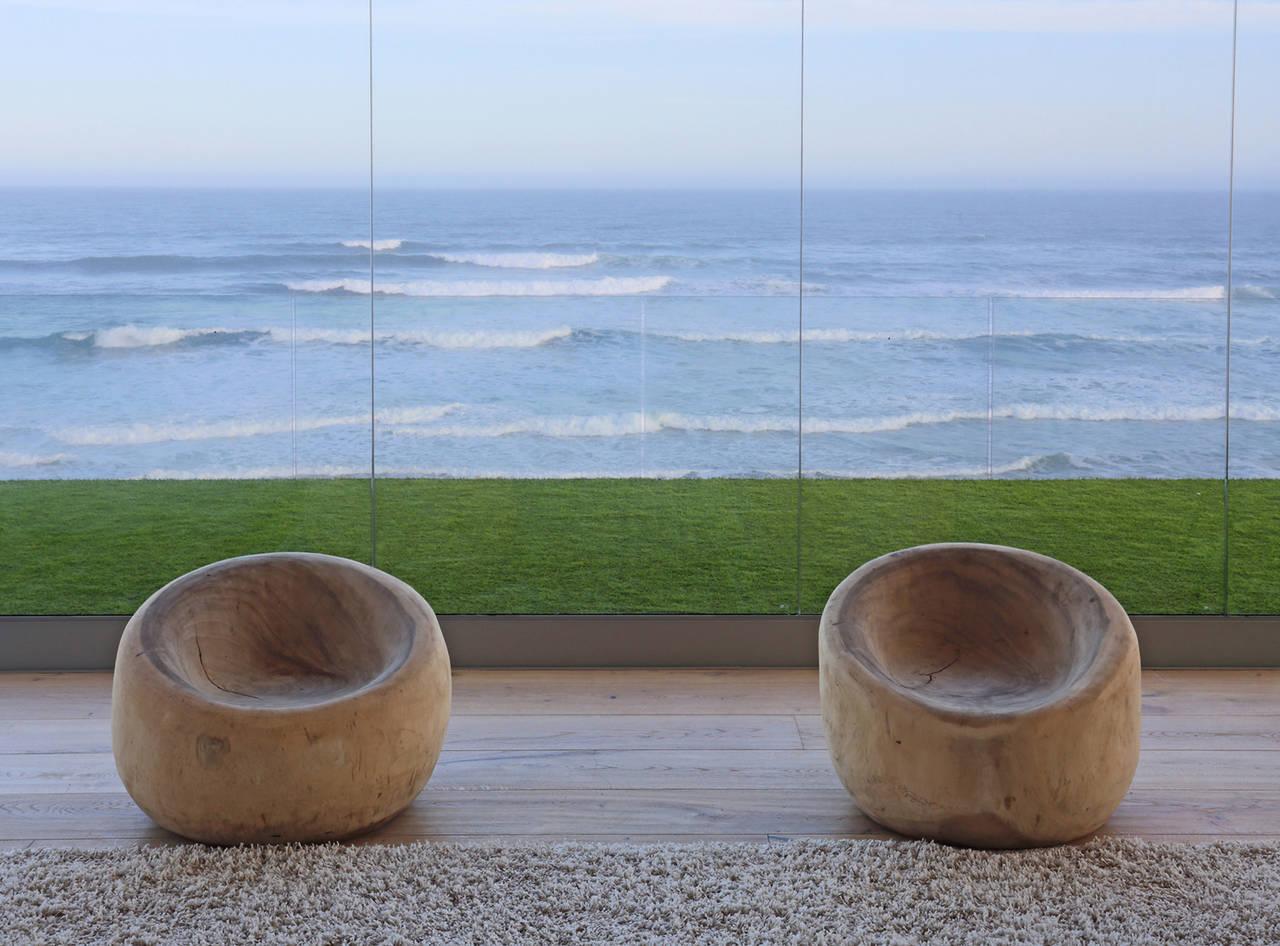 "Vista Oceano della Villa ""Hesquin"""