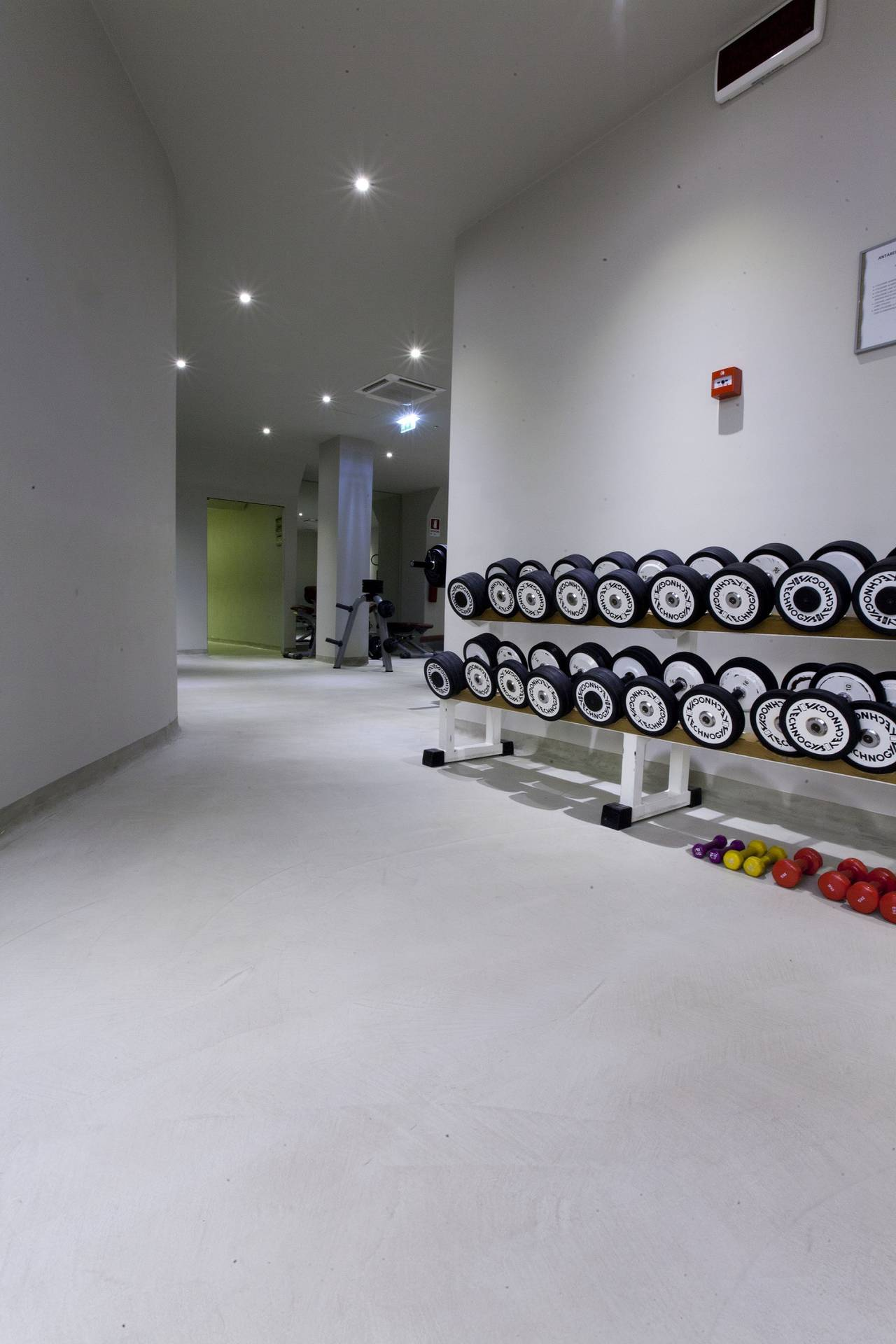 Centro fitness Antares Club di Caltagirone (CT)