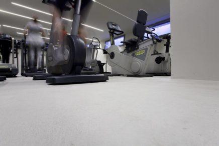 Ideal Work per l'Antares Fitness Center di Caltagirone (Ct)