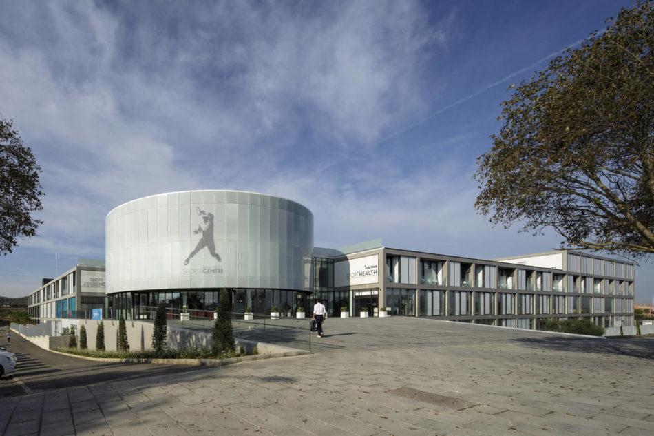 Dekton® per il Rafa Nadal Academy by Movistar