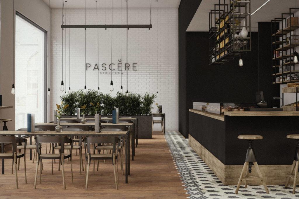 Pascĕre – Ciboteca a Milano – ZDA | Zupelli Design Architettura