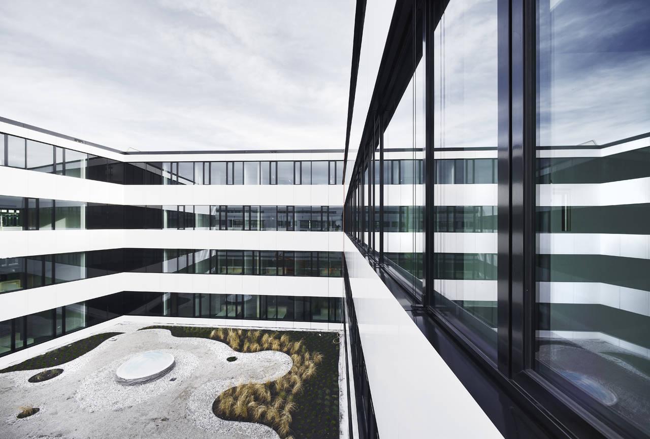 """Stahlbau Pichler per la """"Tower Riem"""" di Monaco"""