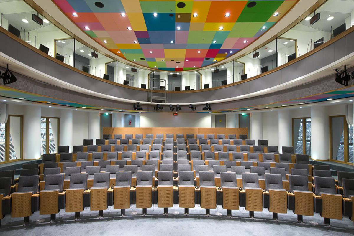 iGuzzini per la nuova sede del Consiglio Europeo