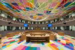 iGuzzini illumina il Consiglio Europeo