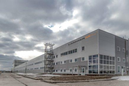 Laminam inaugura il nuovo stabilimento in Russia