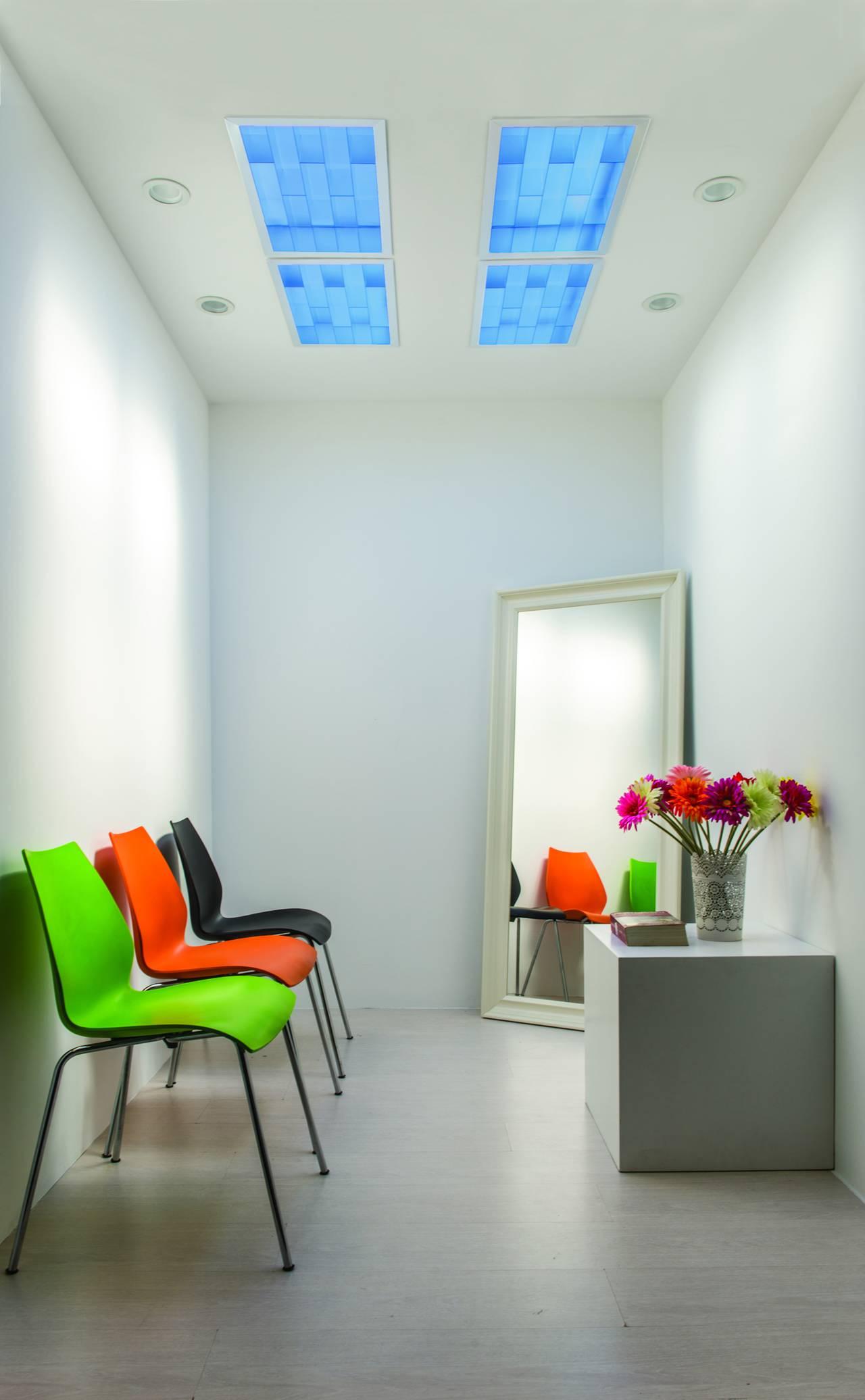 CoeLux® ST (Sky Tales), la nuova serie di finestre high-tech dalle dimensioni più compatte