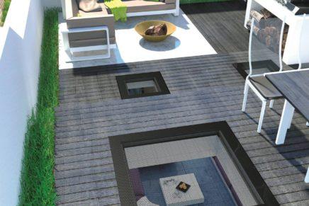Arketipo - Finestre per tetti piani ...