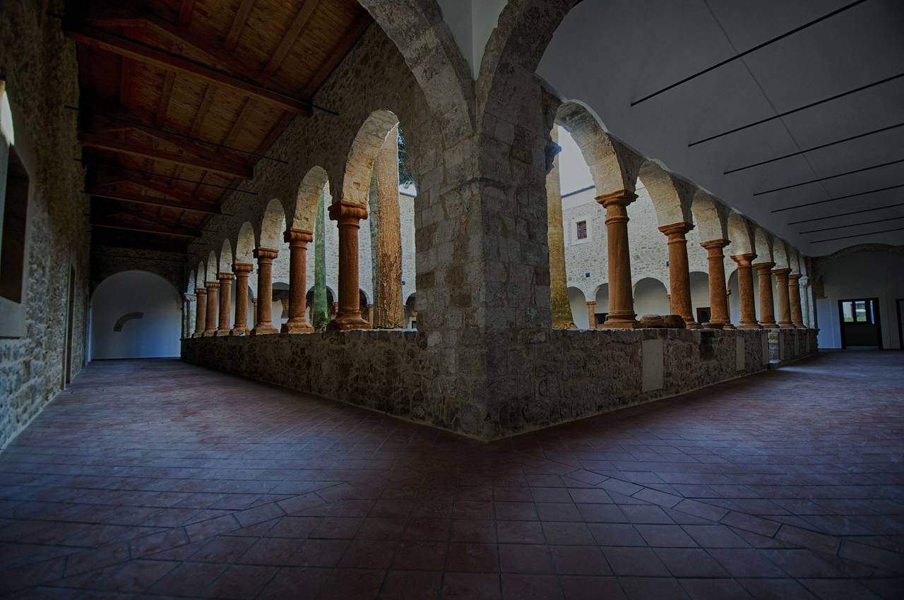 Laterlite per un ex convento in Piazza Armerina (EN)