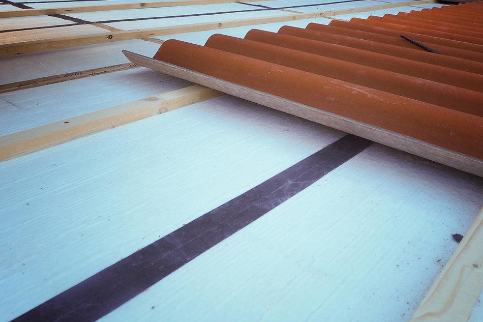 Ama Composites per la copertura di un edificio a Reggio Emilia