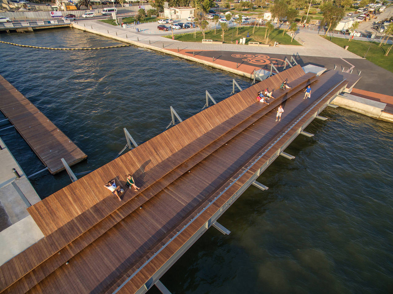 AHEC- Bostanli Footbridge & Bostanli Sunset Lounge (Case Study)29