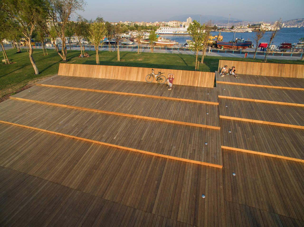AHEC- Bostanli Footbridge & Bostanli Sunset Lounge (Case Study)31