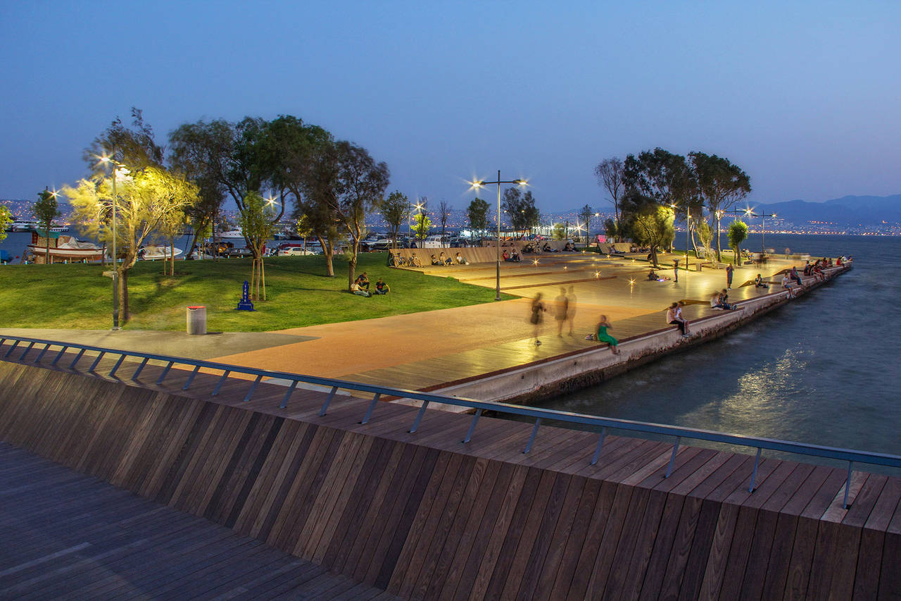 AHEC- Bostanli Footbridge & Bostanli Sunset Lounge (Case Study)39