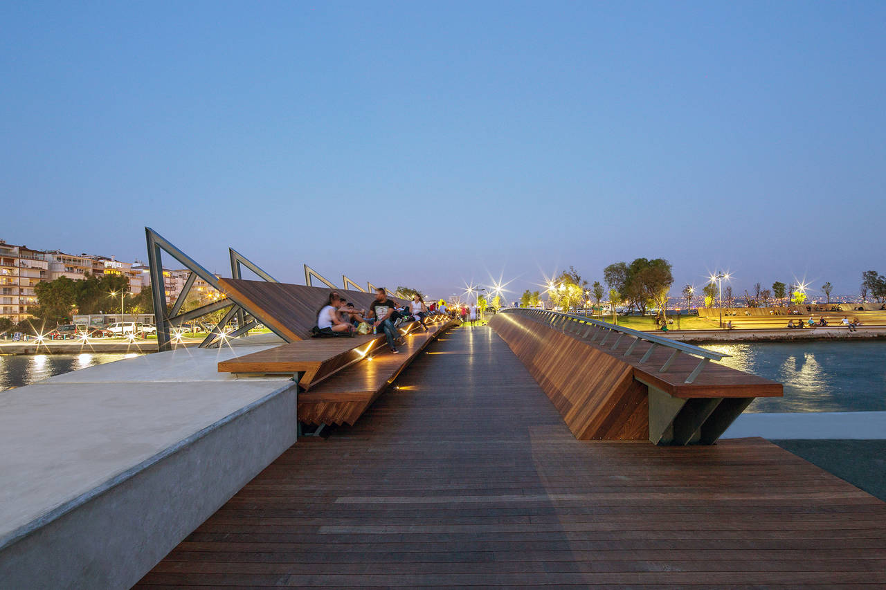 AHEC- Bostanli Footbridge & Bostanli Sunset Lounge (Case Study)45