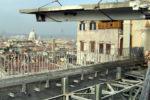 Demolizione della struttura preesistente. (© Da Gai Architetti)