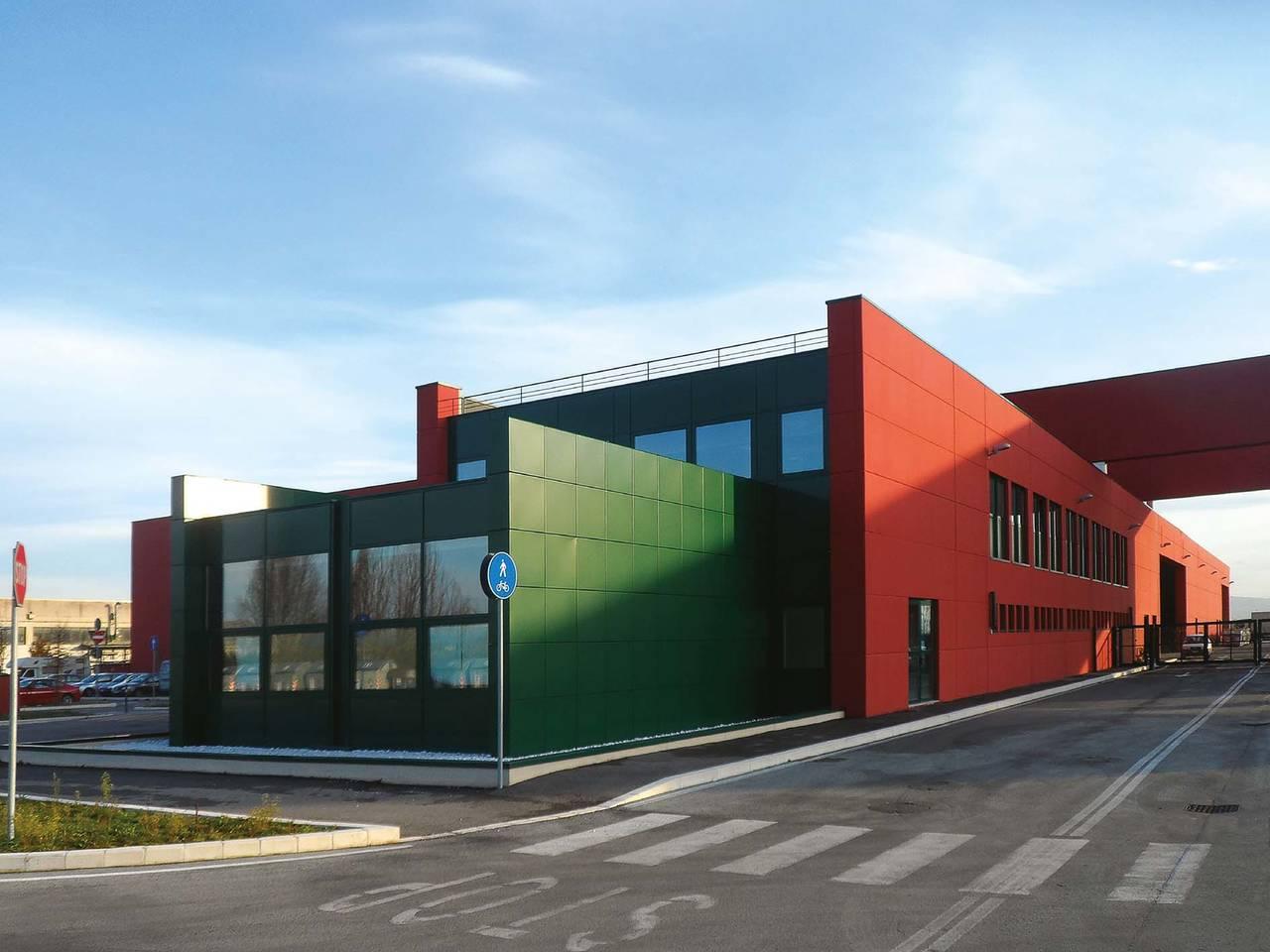 Nuova sede di Igiene ambientale Hera di Pievesestina (FC)