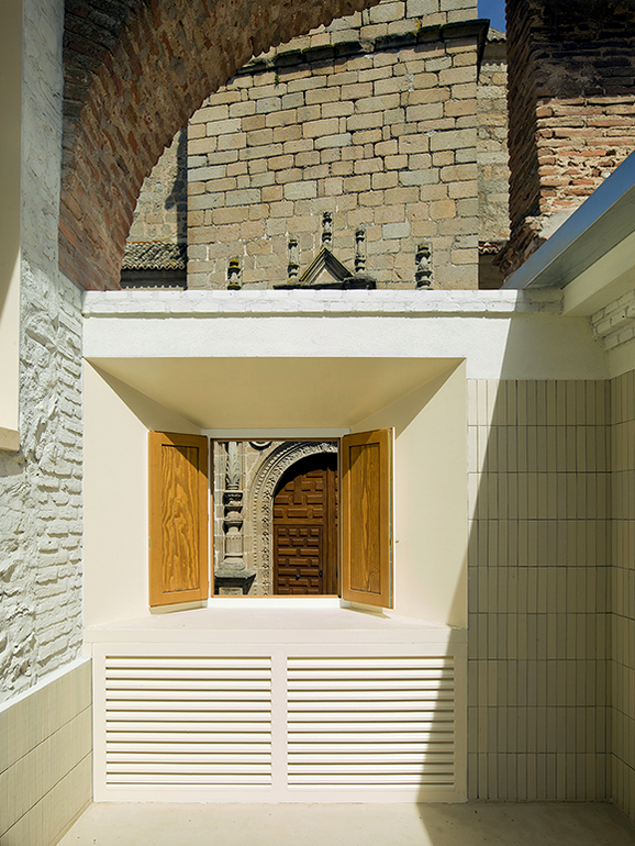 (Photo by Luis Asín, Paredes Pedrosa Arquitectos)