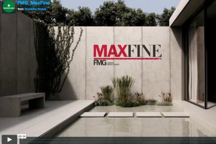 """Shape your ideas"" con MaxFine by FMG"