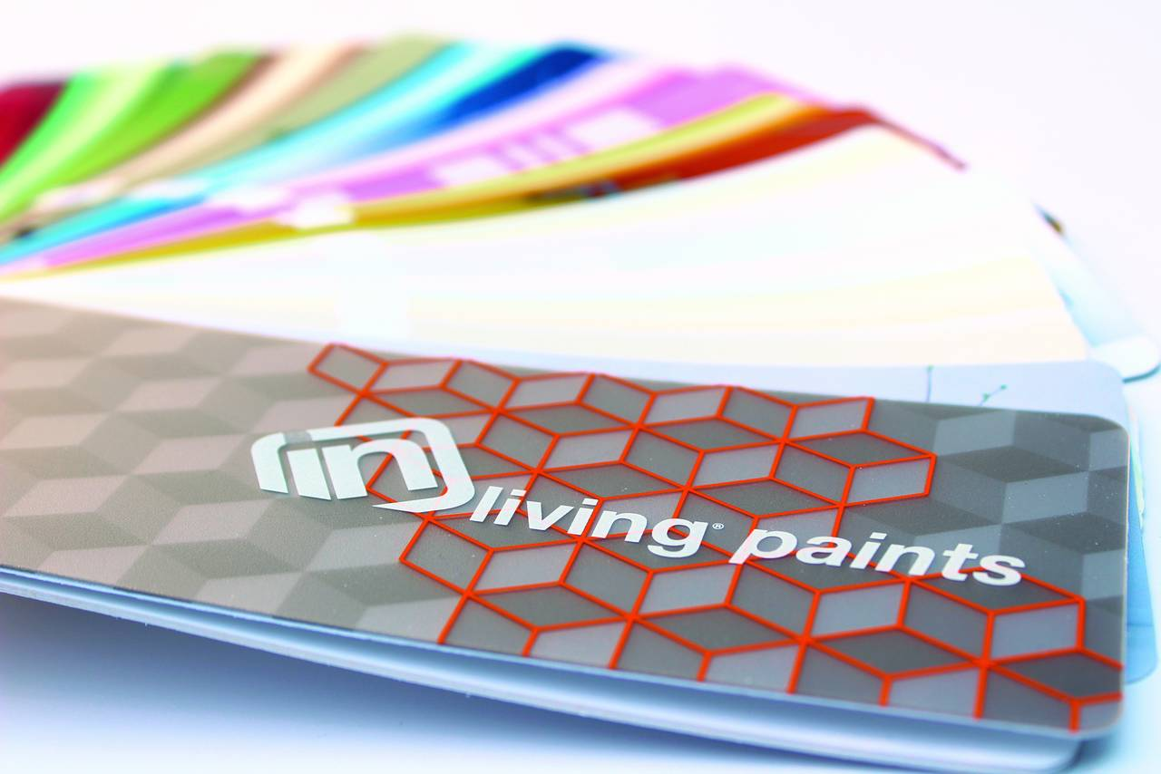 In-living paints by Fassa Bortolo