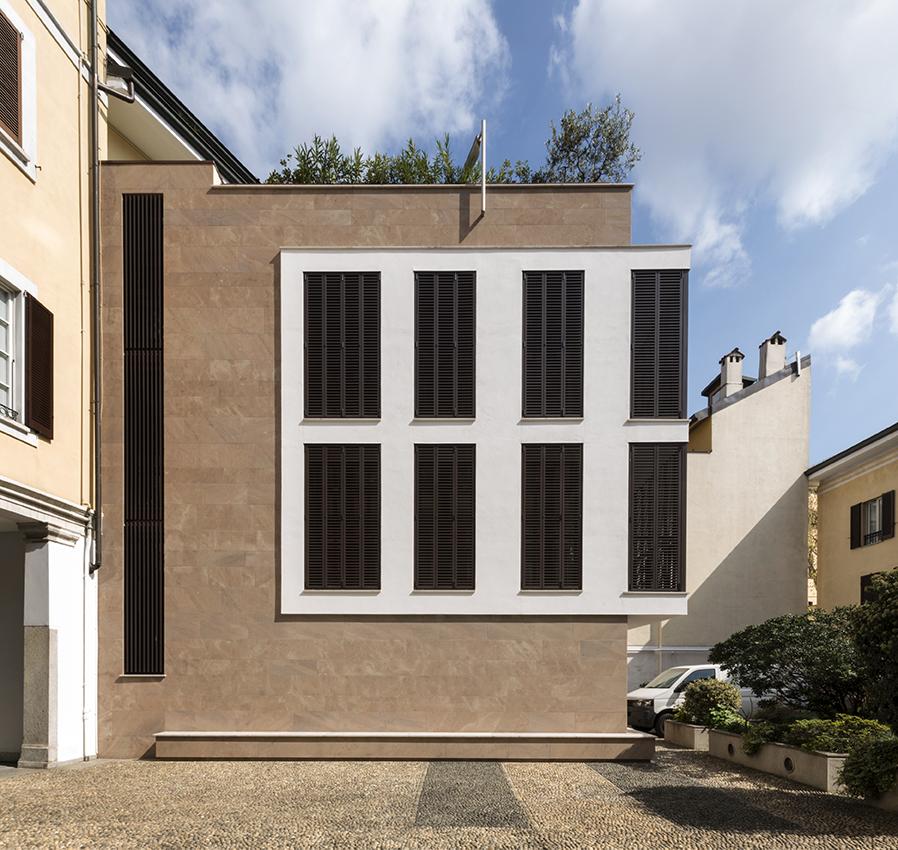 L22 per un immobile a Milano