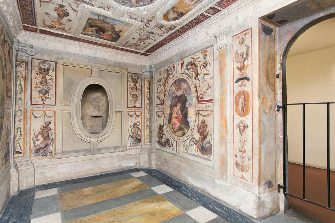 Geberit per il restauro del Comodo di Cosimo de Medici