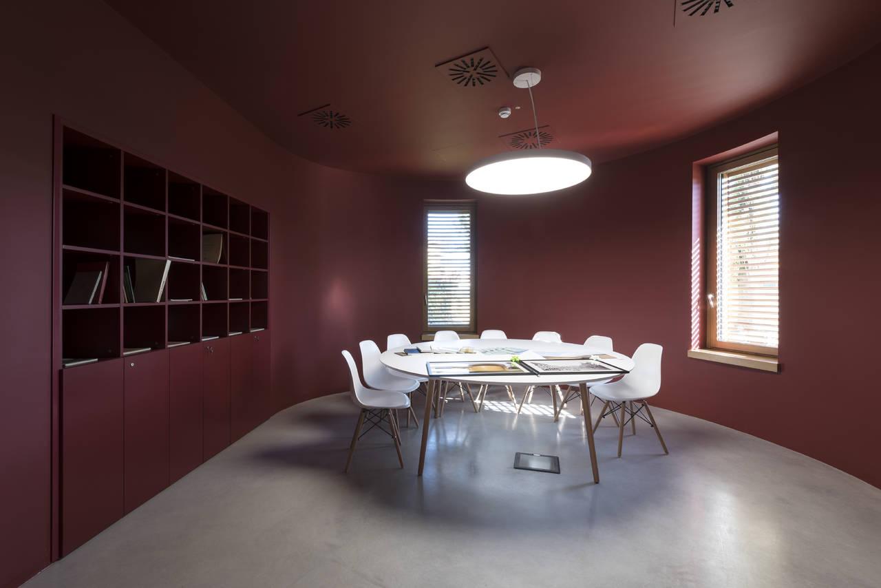 Casa della Musica a Pieve di Cento (BO) - Mario Cucinella Architects