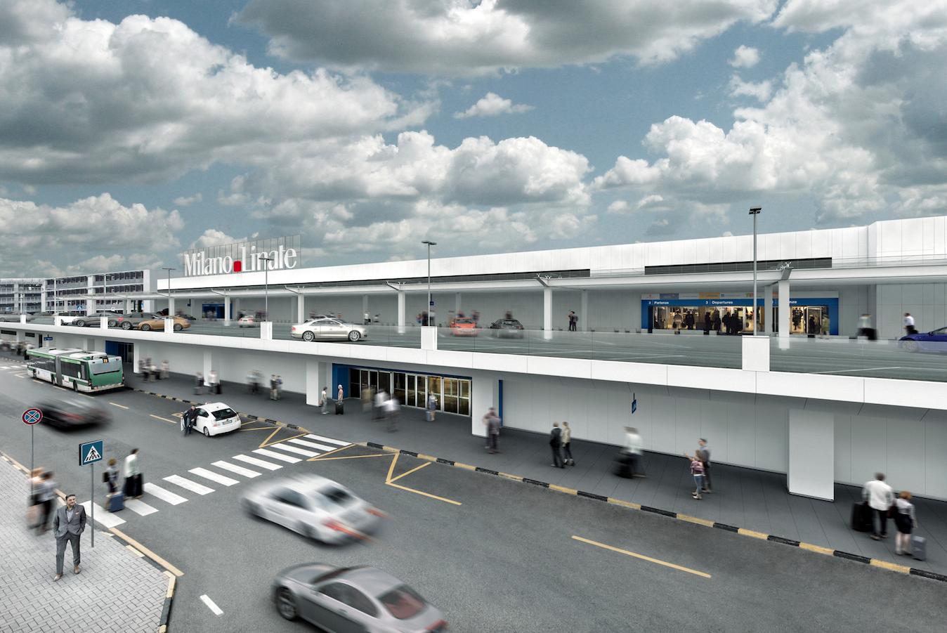 Aeroporto Alle Porte Di Milano : Aeroporto milano linate pierluigi cerri