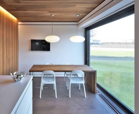 Schüco Italia per un'architettura padana residenziale